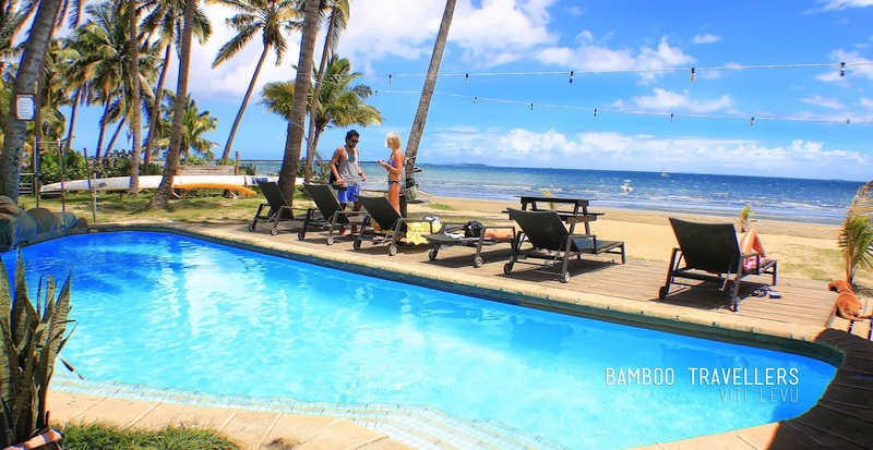 BTM Bamboo Backpackers Fiji Pool 800