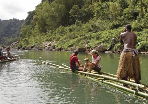 Viti Levu - die Hauptinsel